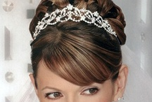 Formal Hairstyles / Beautiful hairstyle inspirations for weddings, proms, home coming, cotillion, sweet sixteen, quinceaneras or other formals.