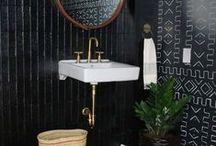 Banheiro & Lavabo | Bathroom & Powder Room