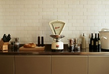 Industrial Kitchens / by Fromage la Rue Vintage Marquee Letter Lights