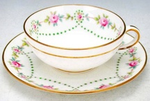 Cups and Saucers / by Kitty Calico