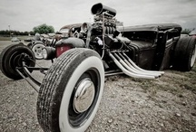 The KING ratrod~ETC / Our Rat Rods / by Tammy Silakowski