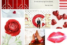 Wedding/Party: Red / Party planning ideas that include themes and color combinations of: Red, crimson, ruby, cherry, cranberry, raspberry, holly, burgandy, and wine.