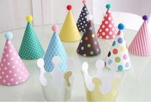"""Party Planning: Kid's Parties / General inspiration and resources for various fun and festive kid's parties along with décor and party game ideas. For parties separated by themes, please be sure to visit my various """"Kid's Party"""" Pin boards."""