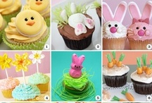 Holiday Party: Easter / Easter party planning inspiration including, food recipes and décor ideas.