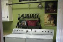 Laundry Room / by Rana LOVE