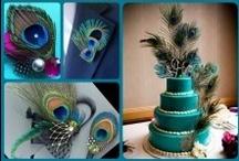 Wedding/Party: Peacock
