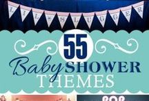 Party Planning: Baby Showers / Party planning inspiration for baby showers including themes, decor, party games and gift giving ideas.