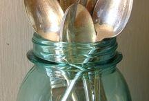 Mason Jar Ideas / by Joyce Lucas