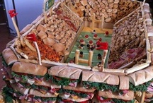 Party Planning: Super Bowl / Fun decorating ideas and tasty recipes for your next Super Bowl party.