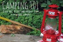 Camping! =D / Camping checklist including recipes and supplies.