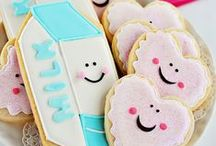 Cookie Time! / Delicious and fun cookie recipes and inspiration.