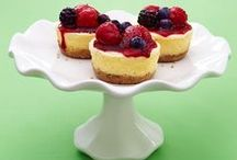 Pastries, Pies & Desserts / Delicious pastries and yummy dessert recipes and inspiration.