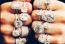 """Engagement Rings / Remember to look for the three C's: Cut, clarity and cleavage (cracks). Links from expert guides along with beautiful engagement ring pics with different cuts and styles for that next big step in life,  or for the casual """"window shopper"""". You know who you are! :)"""