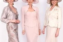 MOB/MOG Fashion / Mother of the bride/groom dresses in various colors, themes and styles.