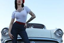 Rockabilly Rebels / When the girl next door meets Rock & Roll...