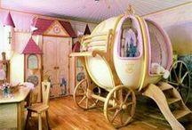 Divine Design: Girl's Room / by *:・゚✧ Mimi G ✧゚・:*