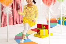 Kid's Party: Candy Land / Party planning inspiration for a sweet Candy Land themed party including, décor, favors, games and food ideas.
