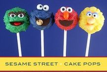 Kid's Party: Sesame Street / Party planning inspiration for a Sesame Street themed party including, décor, favors, games and food ideas.