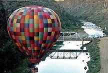 Taos Mountain Balloon Rally  / Photos and information on the TAOS BALLOON RALLY!  http://www.taosballoonrally.com/