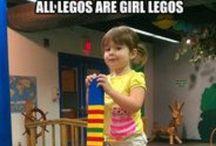 Lego / by Prue Kurowski