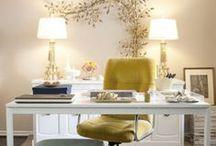 Office ideas / by Rachel Williams-Baggett