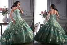 Quinceañera/Sweet 16 Gowns / Gorgeous gowns for quinceañeras or sweet 16 parties in all colors, themes and styles.