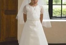 Communion & Baptism Outfits / From toned down and traditional to fabulously fun!