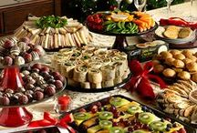 Party Food & Appetizers / Party food, dips and appetizer inspiration for themed parties and holidays along with recipes and tutorials.