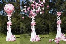 Balloon Decor & Centerpieces