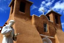 Churches of Taos / Take a visual tour of the many historic churches of Taos