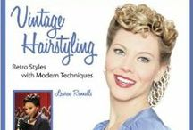 Vintage Styling / Vintage hair and makeup styling inspiration and tutorials for weddings, formals, boudoir photography or everyday use.