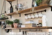 //kitchen / by Swell and Stylish.