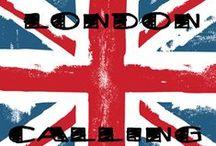 London calling / by Julie Koenig