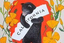 California Cool / The state, people, history, and beauty of California. / by Kathy Boyd Fellure