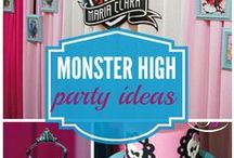 Kid's Party: Monster High