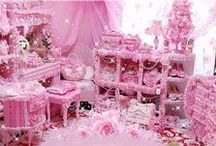 Kawaii & Lolita Rooms / by *:・゚✧ Mimi G ✧゚・:*