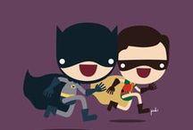 Horror/Geek- Superheroes & Comics / by Melissa Ann