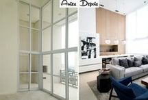 Antes & Depois | Before & After