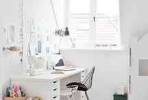 Scraprooms / #office space #craftroom #scraproom