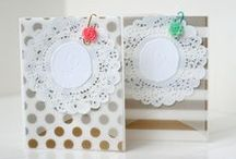 Cardmaking / All about #cardmaking and #cards to find the right inspiration