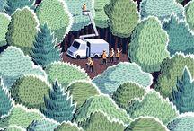 Ilustraciones / Illustration, ilustración