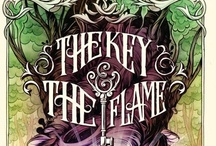 THE KEY & THE FLAME / Three ordinary kids find themselves trapped in the parallel world of Anglielle, where magic is outlawed and a tyrant king hunts magical creatures.