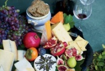 Food ~ Wine and Cheese / by Cecilia Dudley