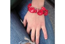 Button Bracelets by Loves Paris Studio / by Patricia Sundik