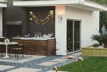 Outdoor Living / by Jen Messecar