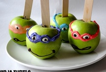 Fun Food For Kids / Food that Kids will eat and love.