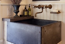 Sinks and Vanities / by Ashley O'Rourke
