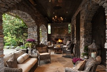Gardens and Outdoor spaces / by Ashley O'Rourke