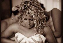 Wedding Hair / by The White Barn Wedding