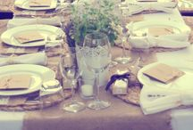 Reception / by The White Barn Wedding